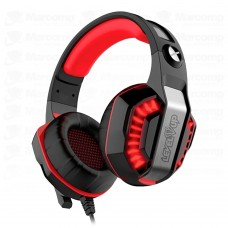 Headset Auricular Gamer Levelup Rattlesnake Ps4 Pc Xbox One
