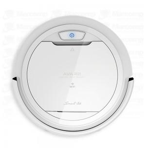 Aspiradora Robot Inteligente Ava R2 Smart Tek (Blanca)