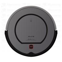 Aspiradora Robot Smart-Tek Ava Mini (Gris Oscuro)