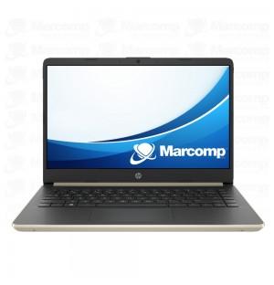 Notebook Hp 14-dk0028 14'' Hd Ryzen3 3200u 4gb 128gb W10
