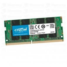 Memoria Sodimm Crucial Ddr4 8gb 2666mhz Notebook Ct8g4sfs826