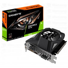 Placa De Video Gigabyte Geforce Gtx 1650 D6 Oc 4gb Gaming