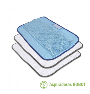 Mix Lavables para Trapeadora iRobot Pack x 3