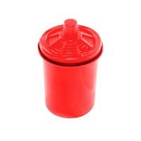 Repuesto Filtro Jarra Sense Purificadora Agua DVIGI (Rojo)