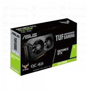Placa De Video Asus Tuf Gtx 1650s Super 4gb Ddr6 Oc Edition