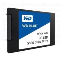Disco Estado Solido Ssd Wd Blue 500gb 2.5 Sata3 6gb/s