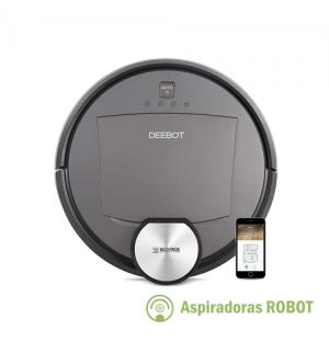Aspiradora Trapeadora Robot Ecovacs Deebot R95